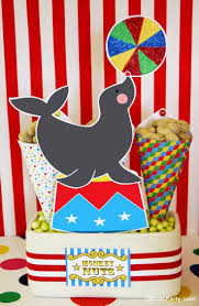 26 best classic circus party inspiration images on pinterest