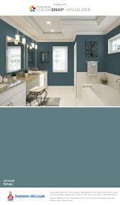 chip it by sherwin williams keystone gray on cabinet laundry