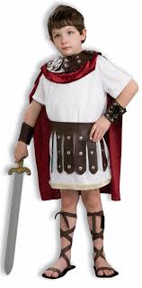 Boys Cheap Halloween Costumes Gladiator 300 Spartan Warrior Greek Roman Boys Child Halloween Costume
