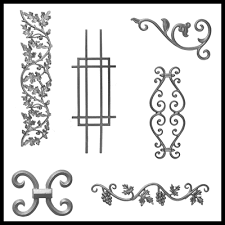 ornimental iron ornamental iron architectural justice a m