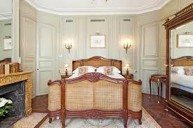 Rattan Bedroom Furniture Paris Luxury Apartment Rental St Sulpice Elegance Haven In