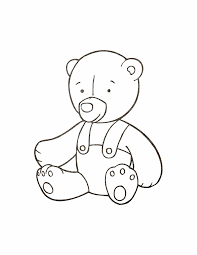 didi coloring coloring pages kids teddy bear