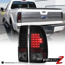 2008 ford f250 tail light bulb sinister black 2008 2016 ford f250 f350 led rear brake tail lights