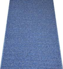 Microfibres Quasar Swirl Kitchen Rug Runner Blue Kitchen Rugs Envialette