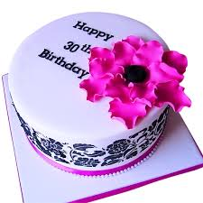 30th birthday delivery 30th birthday cakes for women archives best custom birthday