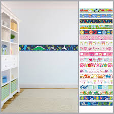 Wallpaper Borders For Kids Wall Borders For Bedrooms Photos And Video Wylielauderhouse Com