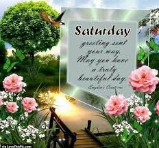 saturday greeting sent your way morning happy