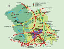 map uk harrogate travel