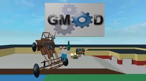 game like garry s mod but free gmod garry s mod free admin d roblox