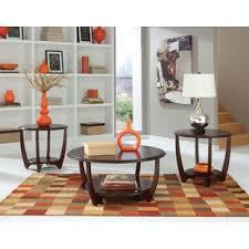 3 piece coffee table set ophelia 3 piece coffee table set wade logan