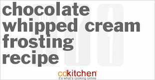 homemade whip cream icing recipe modern homemade