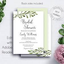 diy bridal shower invitations best bridal shower invitation templates products on wanelo