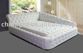 amazing g819 malaysia white leather diamond design bed buy in with