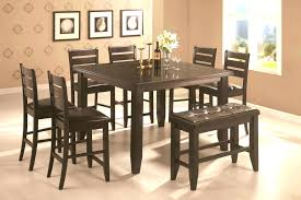 Dining Room Set Cheap Pub Style Dining Table Set Room Sets With Storage Walmart Tables