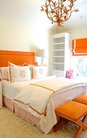 Orange And White Bedroom Best 25 Orange Bedrooms Ideas On Pinterest Grey Orange Bedroom