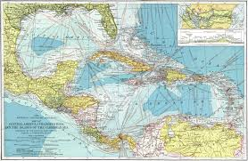 Map Of Mexico Coast by Maps Related To Historic Slavery