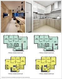 kitchen floor plan ideas 15 brilliant layout ideas for bidadari