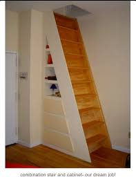 this would be perfect for our attic stairs as long as this design