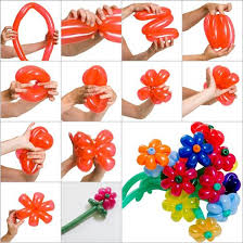 Balloon Diy Decorations Make Balloon Flowers For Party Or Any Decoration Check Details