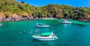 Phuket Thailand Map Banana Beach Koh Hey Resevations 081 4167555