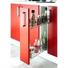 tiroir coulissant pour meuble cuisine meuble a epices cuisine panier coulissant cuisine tiroir coulissant