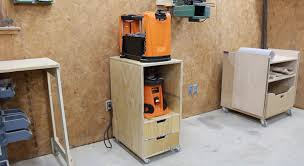build a mobile shop stand planer stand wilker do u0027s