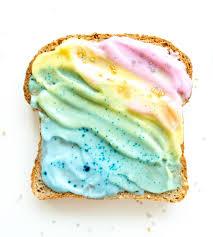 toast the glowing fridge