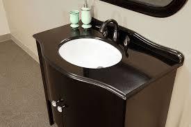 36 Granite Vanity Top Bellaterra Home 203037 Black Bathroom Vanity Black Granite Countertop