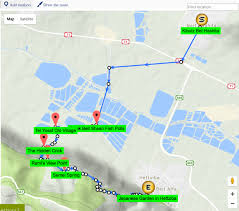 g00gle map excellent map routes and trails manager plugin