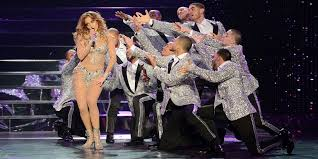las vegas costumes jennifer lopez las vegas residency costumes all the looks from