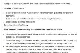 Auto Mechanic Resume Sample by Land Surveyor Auto Body Shop Manager Resume Land Surveyor Cover