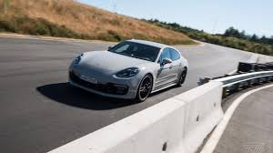 Porsche Panamera Concept - porsche u0027s newest hybrid is great on the track and even better on
