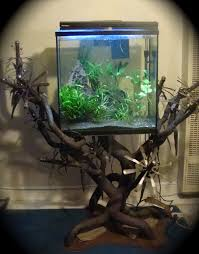 creative aquarium stand design for stunning interior home ideas