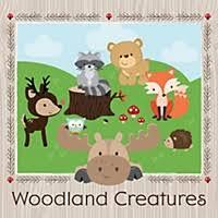 woodland creatures baby shower woodland creatures baby shower luncheon napkins 16 ct