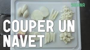 cuisiner le navet couper un navet cuisiner des légumes