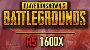 is pubg cpu intensive playerunknown s battlegrounds amd ryzen 1600x cpu test pubg