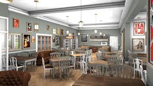 Cafe Interior Design Tea Room Coffee Shop Interior Café Interior Design