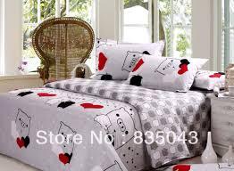 Black Floral Bedding Bedding Set Interesting Black And White Comforter Twin Size