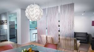 Tension Pole Room Divider Floor To Ceiling Tension Rod Room Divider Room Dividing Curtains