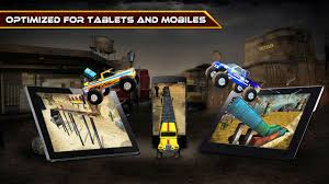 monster truck nitro games nitro truck 3d android apps on google play