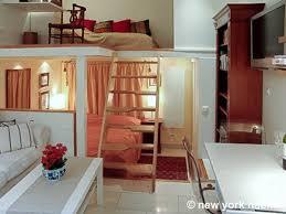 one bedroom loft apartment paris apartment alcove studio loft apartment rental in bourse pa