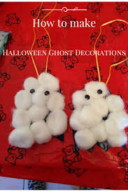 look at these cute halloween ghosts to find out how we made these