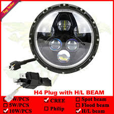 jeep wrangler blue headlights light picture more detailed picture about 60w headl