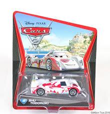 japanese race cars disney cars 2 shu todoroki japanese car 22 movie racing moc