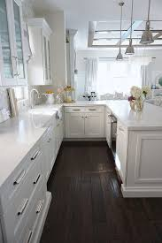 Kitchen Cabinets White Shaker Best 25 White Counters Ideas On Pinterest Kitchen Counters