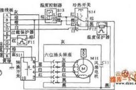 wiring diagram of split type aircon gandul 45 77 79 119