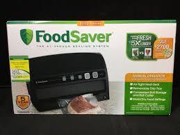 foodsaver v3230 vacuum sealer 3200 series black free shipping