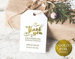Thank You Tags Wedding Favors Templates by Thank You Tag Template Wedding Favor Tag Wedding Thank You