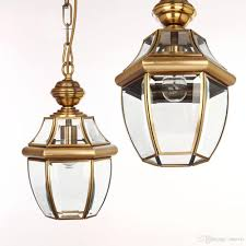 Dining Room Pendant Lighting Fixtures by Discount Classical Copper Chain Pendant Lights Dining Room Pendant