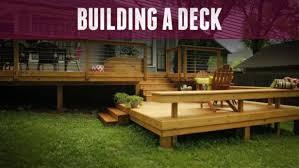 Deck Ideas For Backyard Best Backyard Deck Ideas Diy